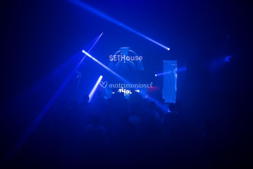 Evento discoteca hot house