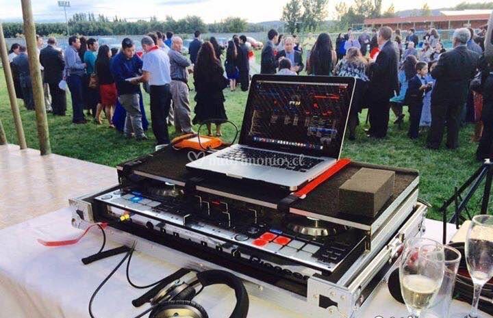 DJ para matrimonios