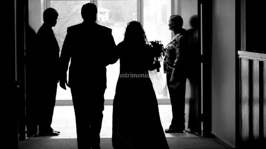 Seguimiento de la novia