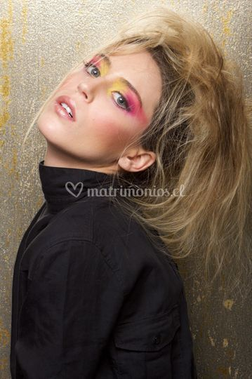 Makeup publicitario