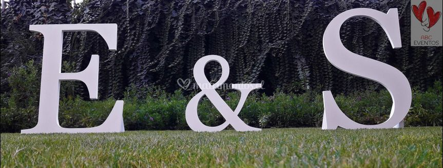 Letras matrimonio