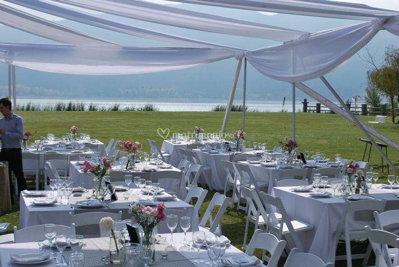 Matrimonio en la laguna