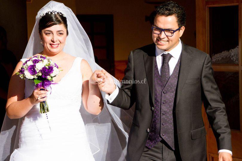 Matrimonio C.Huechuraba