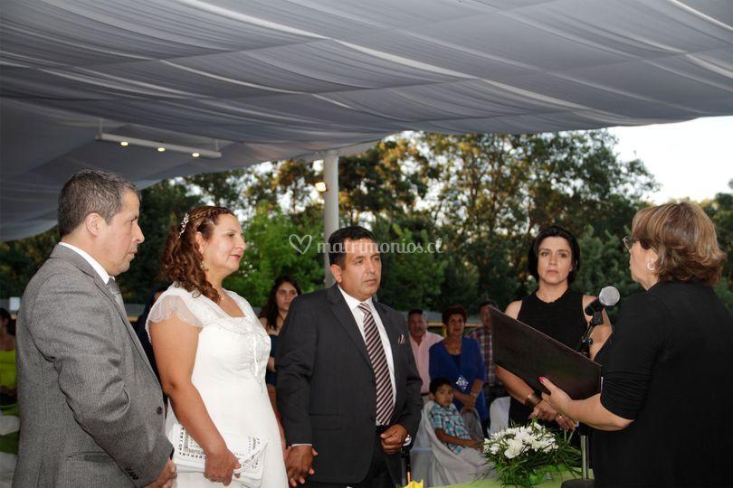 Matrimonio P.Lonquén