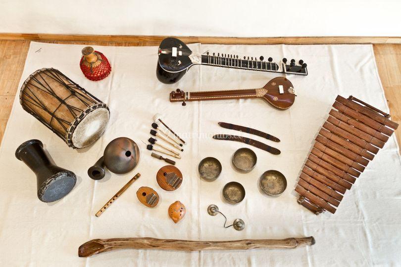 Algunos de nuestros instrument