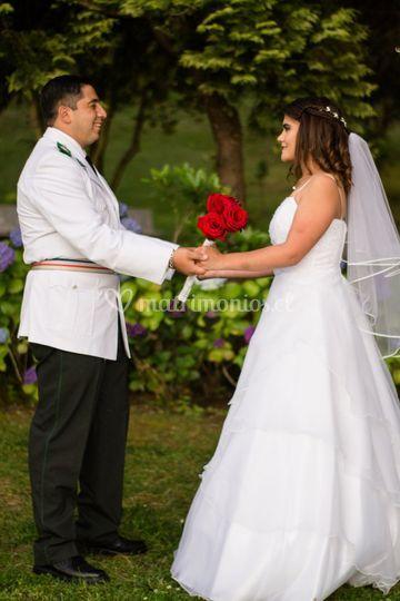 Matrimonio Vania y Eduardo