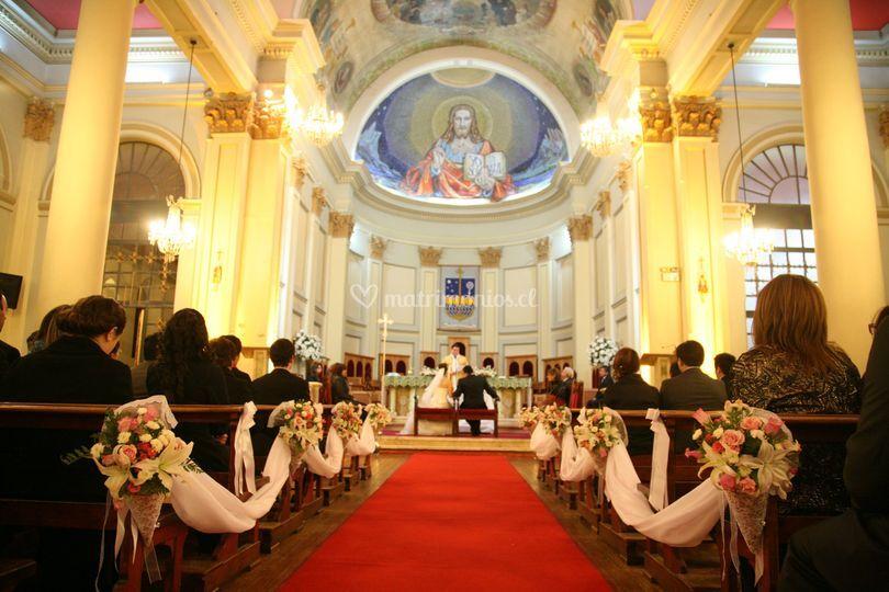 Decoración Iglesia Catedral