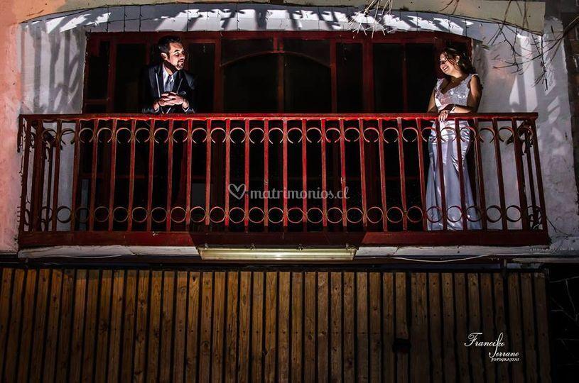 Balcón novios