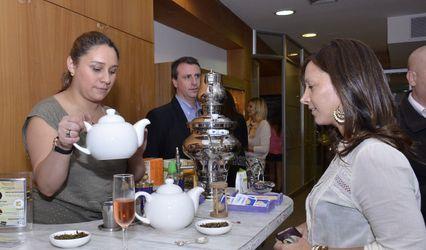 Tea Break - Carrito de té
