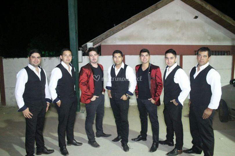 Foto grupal integrantes