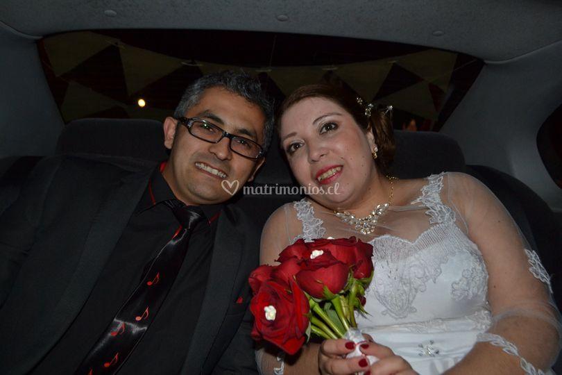 María José y Gonzalo