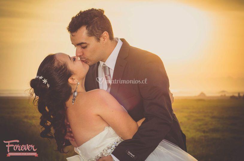 Sesión fotográfica postboda de Forever Wedding