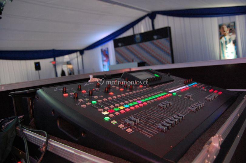 Audio e Iluminación VGAEventos