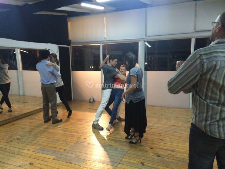 Clases de tango!