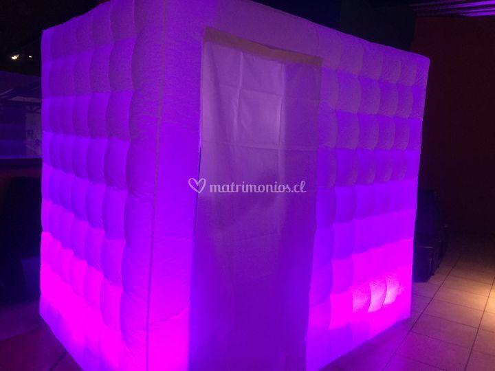 Selfie Box Chile