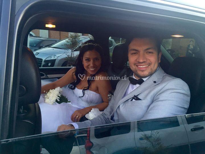 Matrimonio Roxana y Felipe