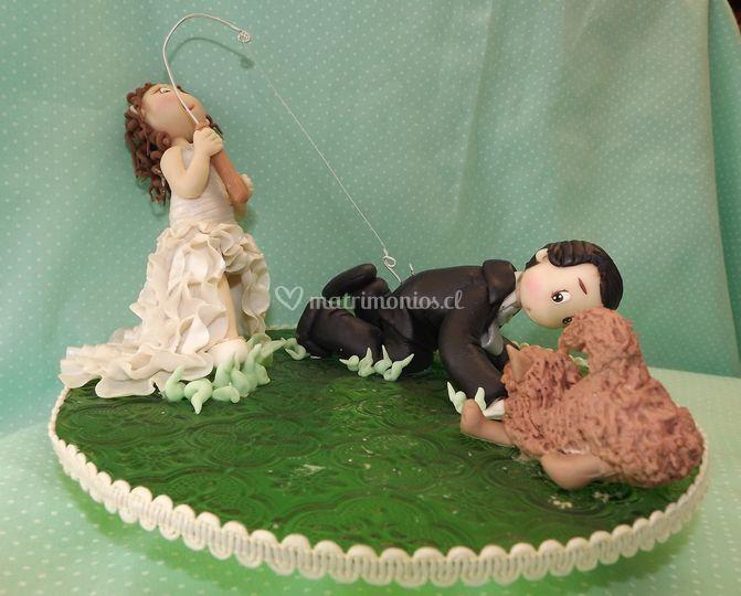 Figuras para la torta
