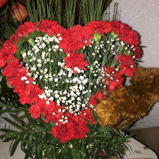 Corazón 14 febrero