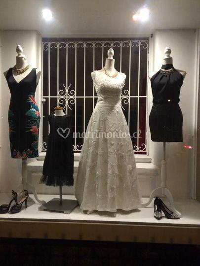 Nuestros Vestidos