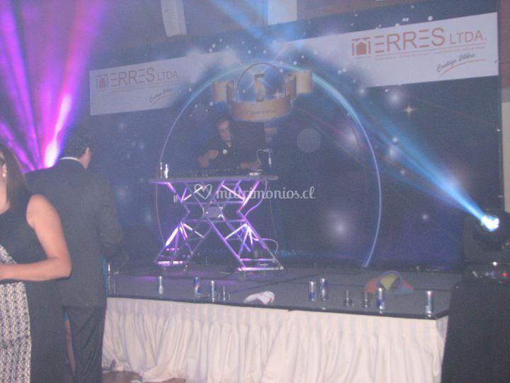 Mésica y DJ reconocidos