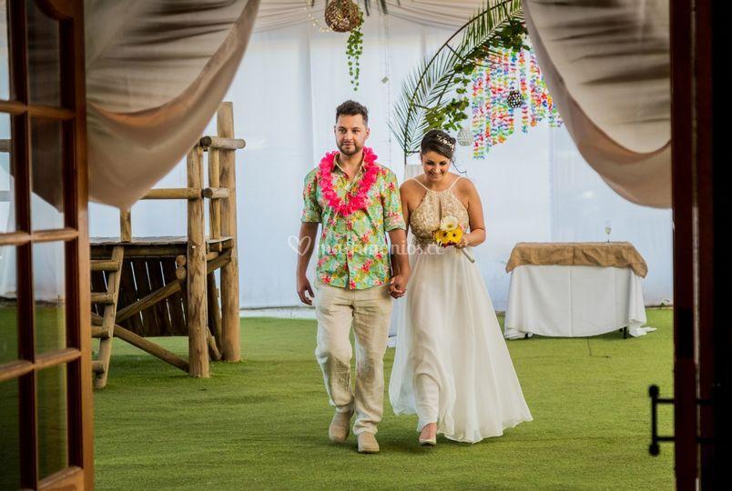 Ingreso recién casados