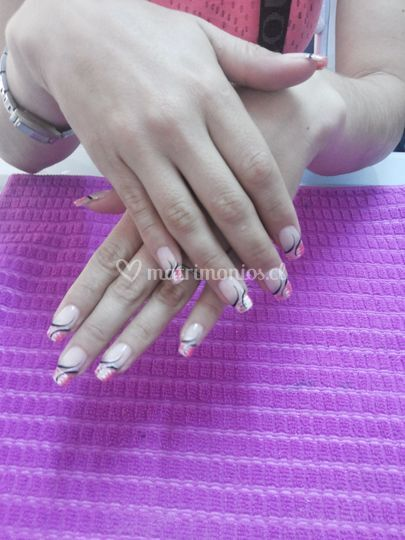 Manicure Marble