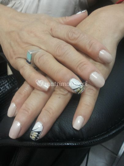 Marble nude