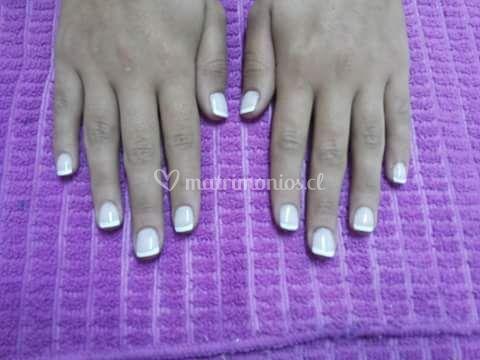 Manicure de novias