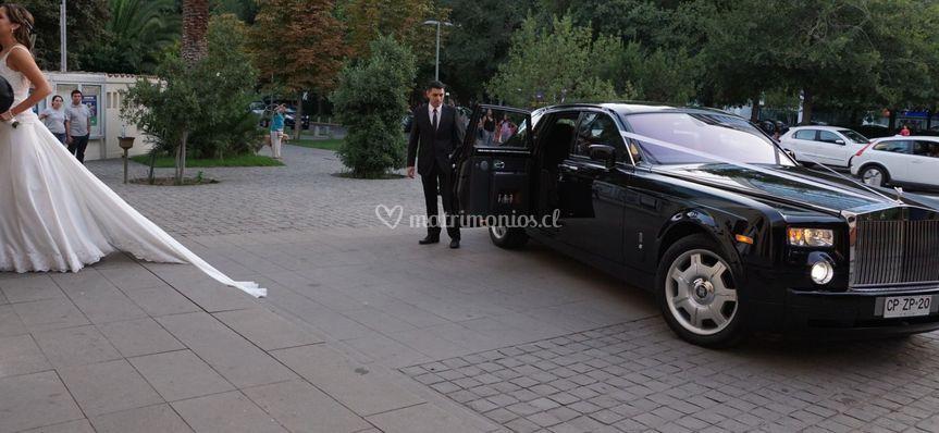 Rolls Royce hantom