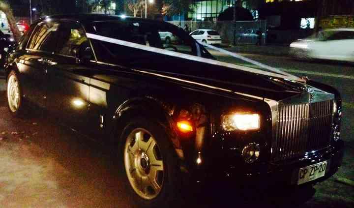 Auto para novia