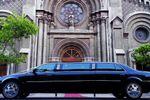 Cadillac dts limo
