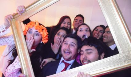 Selfie Stand Chile Cabina 1