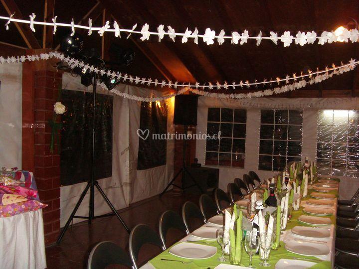 Matrimonio La Pintana 2010