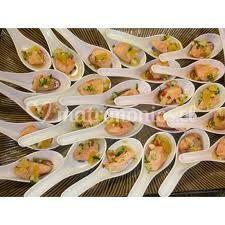 Cucharitas delicatessen