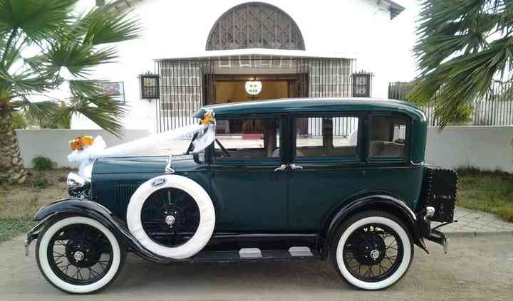 Ford A año 1929