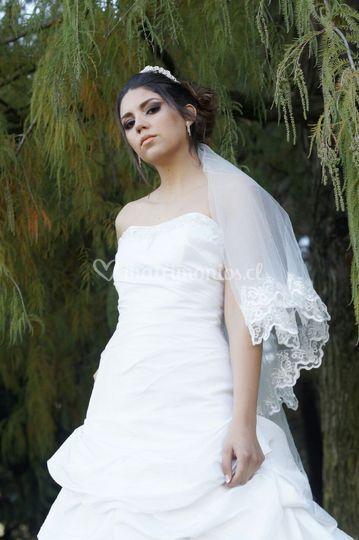 Vestidos de novia madeline talca