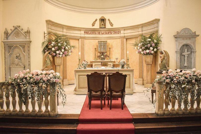Ceremonias iglesia