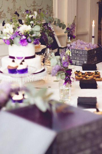 Bodas purpuras