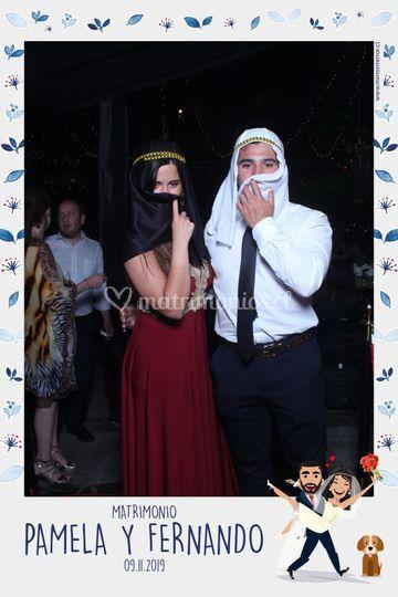 Marco matrimonio