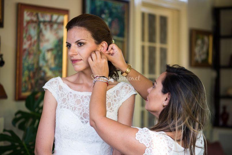 Gabriela y Wedding Planner