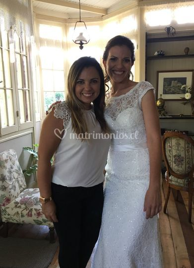 Gaby y Wedding Planner