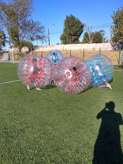 Bumper Ball Chile