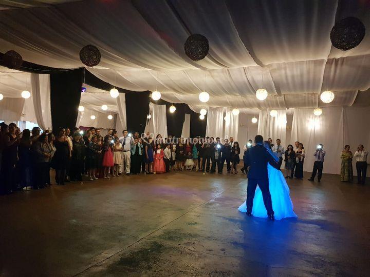 Baile matrimonio