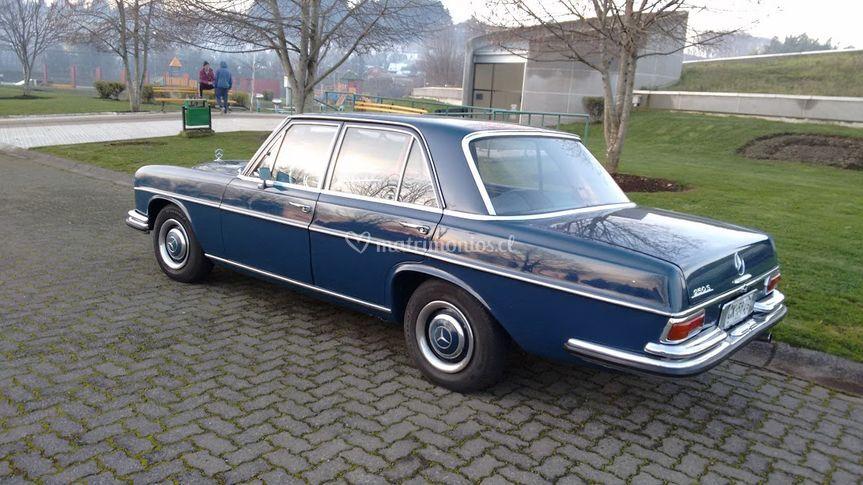 Auto MB 250S 1967