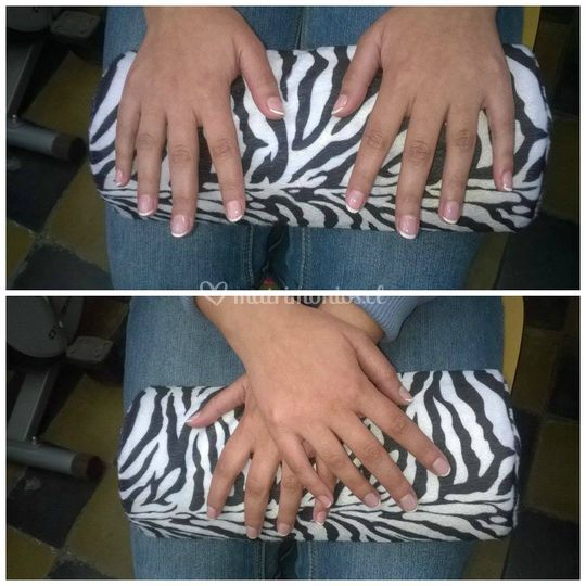 Manicure completa by Triny