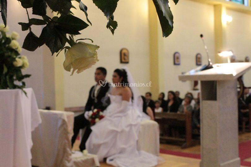 Matrimonio Iglesia Naval