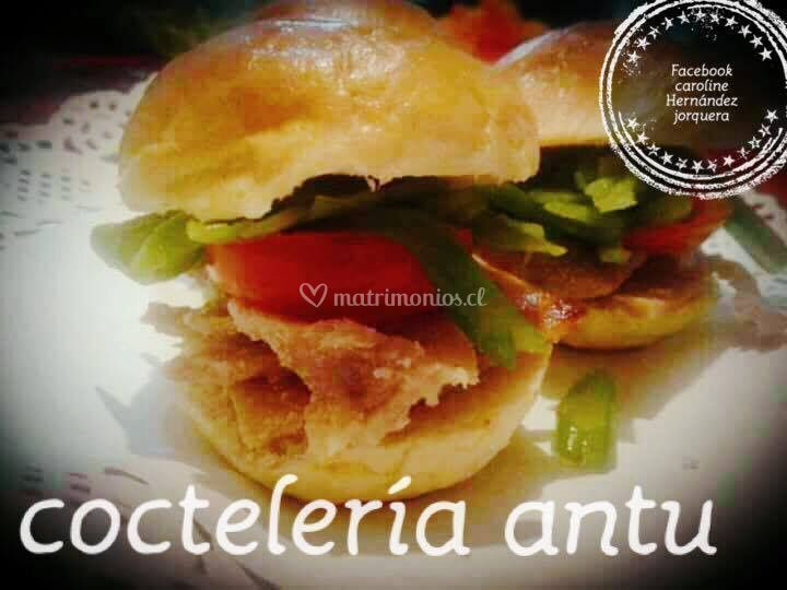 Coctelería Antu