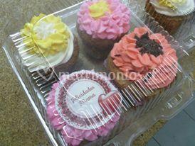 Cupcakes dedicados