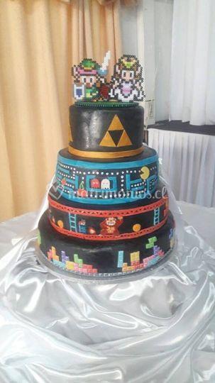 Torta Nintendo