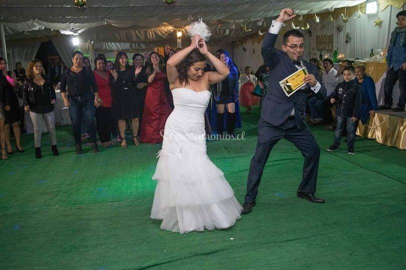 Matrimonio enrique &ana
